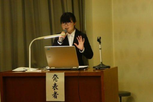 【生命栄養科学科】卒業研究発表会を開催!