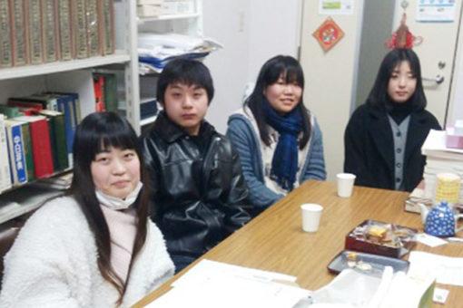 【#人間文化学科】資格取得に関する座談会―中国語の愉しみ方