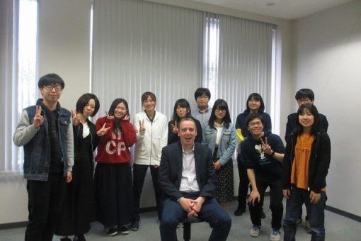 【人間科学研究科】第1回大学院セミナー開催!