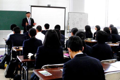【工学部】歓迎!島根県立情報科学高校