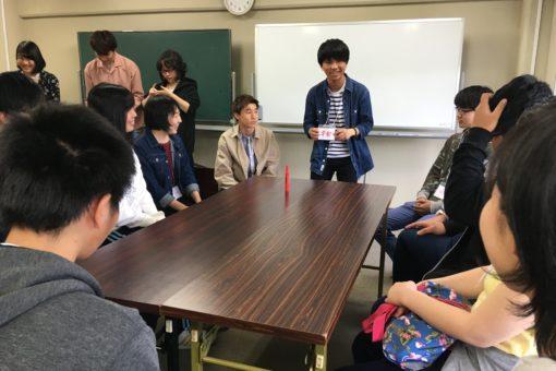 【#メディア・映像学科】新入生合宿の様子