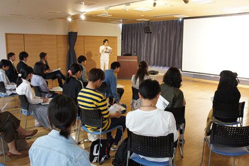 【大学教育センター】自主ゼミ「F4」がGAIA EXPOに出場!