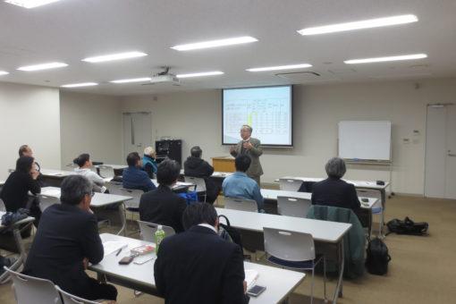 経済学部備後研究会主催 講演会(5月30日)