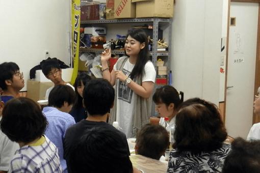【プロジェクトM】新人歓迎カレーパーティー!