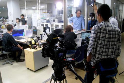 【スマートシステム学科】大学CM撮影の裏側見せます!