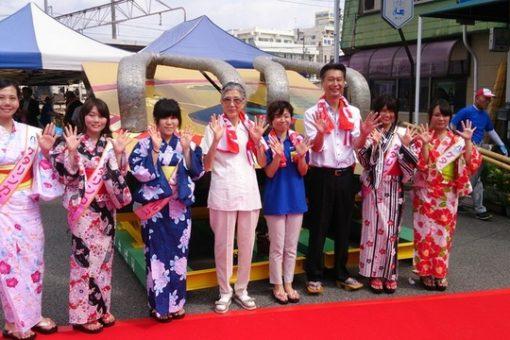 【福山大学】ゲタリンピックに参加した学生たち!
