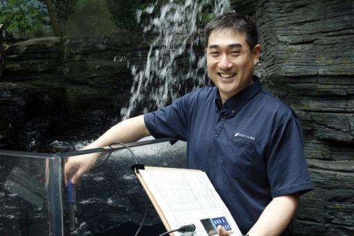 【海洋生物科学科】新任教員の紹介~真田講師~