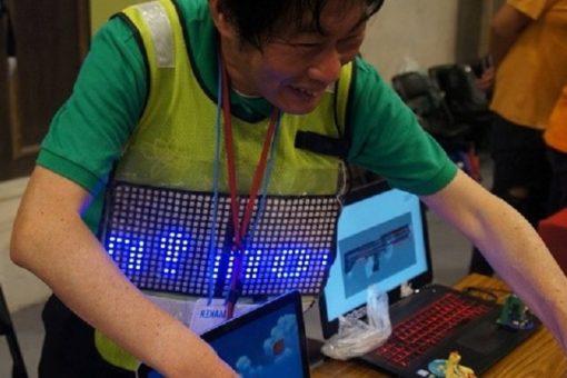 【情報工学科】「Maker Faire Taipei 2018」に参加・出展!