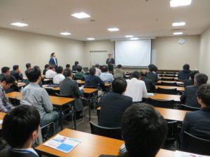 香川 工学部長による終わりの挨拶