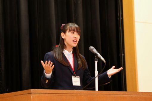 【国際センター】今年で16年目!福山大学主催:広島県高校生英語スピーチコンテスト