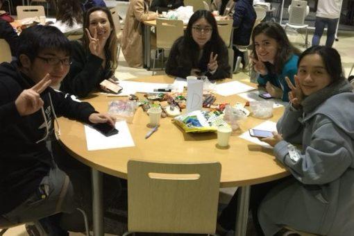 【中国語・文化倶楽部】日中学生交流会を開催!