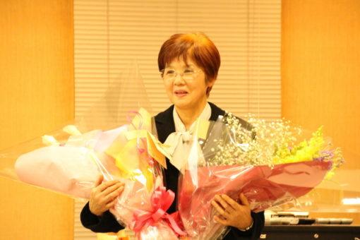 【心理学科】青野篤子教授の最終講義