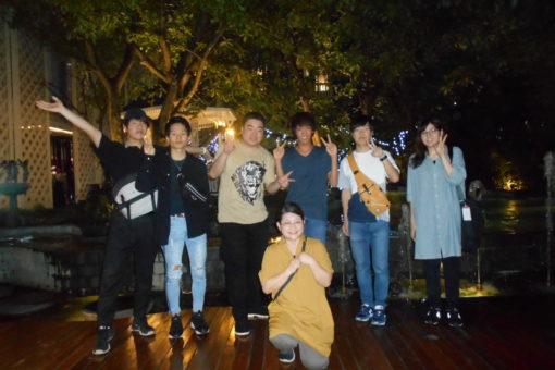 【経済学部】海外研修(タイ)が無事終了!(報告1)