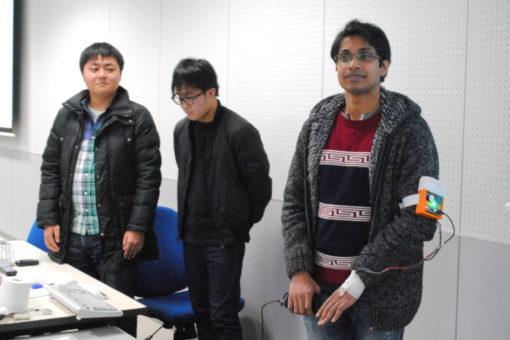 【スマートシステム学科】3年生の学生実験プロジェクト