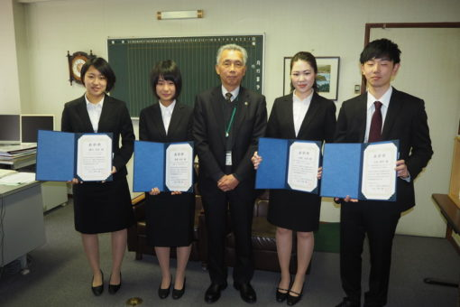 第57回日本薬学会中国四国支部学生発表奨励賞の受賞!
