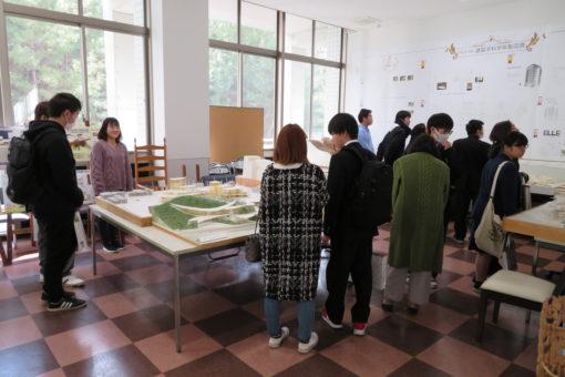 【建築学科】春の見学会(2019年3月16日)