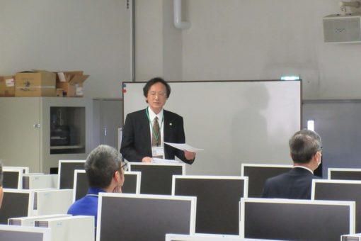 【機械システム工学科】地元企業対象の学科説明会を開催!