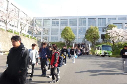 平成31年度新入生合宿オリエンテーション開催!