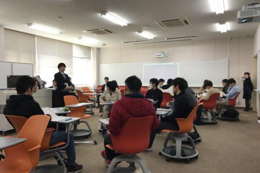 【国際交流】海外留学プログラム説明会を開催!