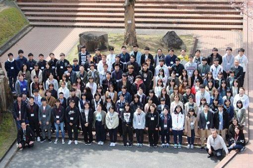 【薬学部】新入生合宿オリエンテーション、学生と教員の親睦を深めました!