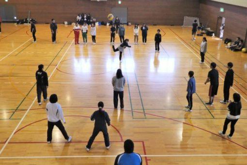 【生命栄養科学科】学科懇親スポーツ大会