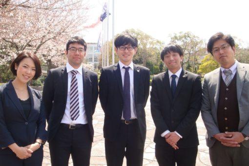 【心理学科】新任教員5名、一気に紹介!