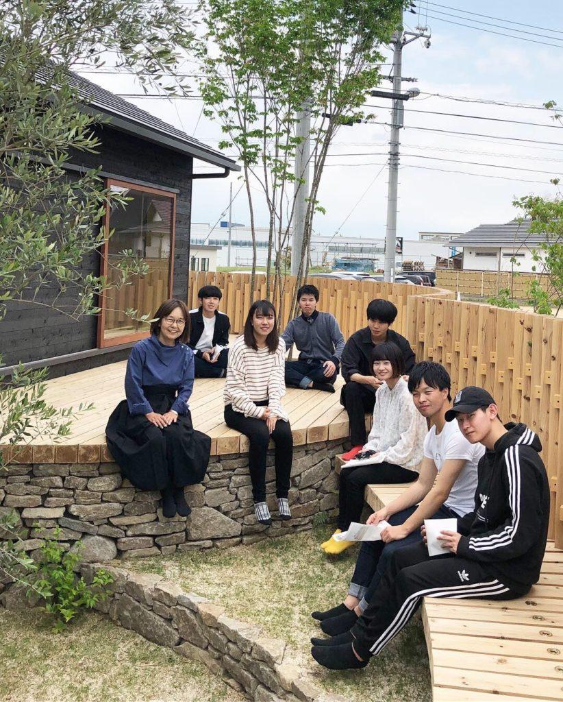 【建築学科】後藤亜貴先生設計「ライステラスの家」を見学