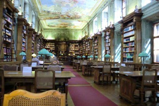 【人間文化学科】歴史学研究の一場面~オーストリア・ウィーンにて