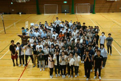 【心理学科】2年生企画による新入生歓迎会 開催!