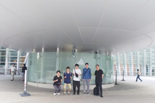 【建築学科】今年も東京建物見学会を実施しました。