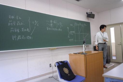 【税務会計学科】日商簿記検定試験対策講座を実施