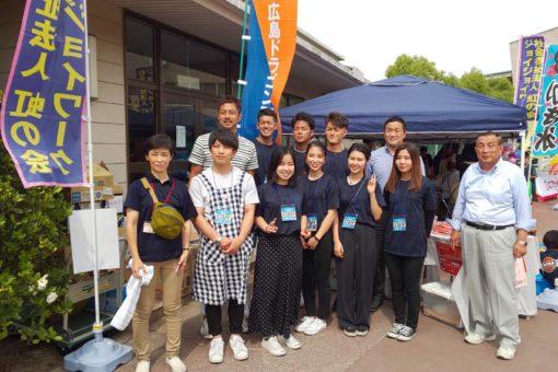 【経済学科】「3×3FESTIVAL2019」に学生が大会サポートスタッフとして参加!