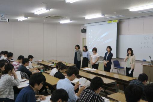 【建築学科】設備女子会 出張教室