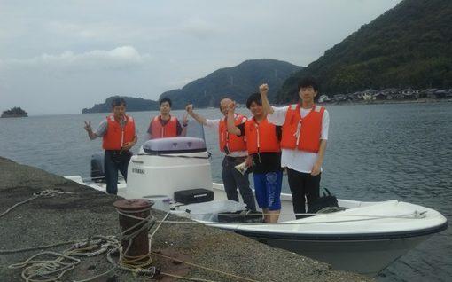 【スマートシステム学科】海底カメラは海へ(2019)~2号機完成~