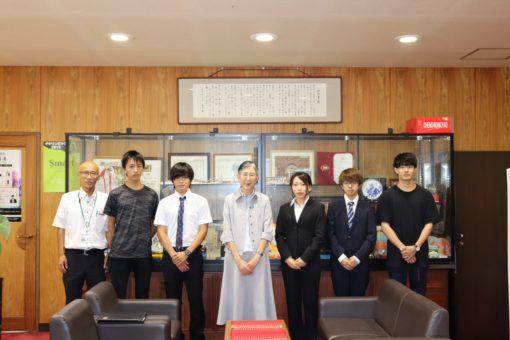 【国際交流】福山市の「トビタテ!留学JAPAN 地域人材コース」に今年も5名が採択!