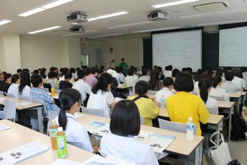【薬学部】体験入学会へのご参加ありがとうございました!