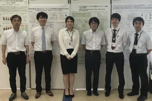 川崎医科大学学術集会で、薬学研究科の大学院生も発表!
