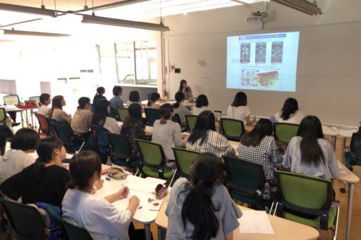 【建築学科】びんご建築女子「OGキャリア講演会」:子育てと仕事を両立するスーパーゼネコン!