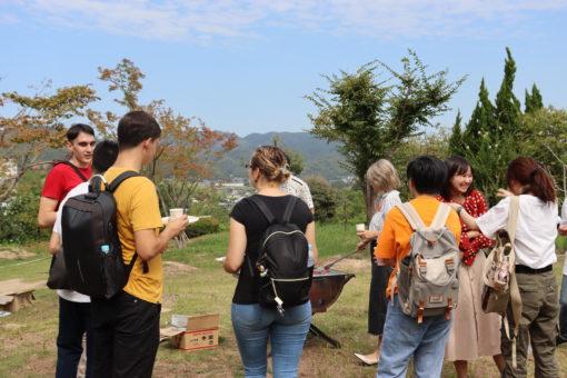 【国際交流】日本人学生と外国人留学生が国際交流