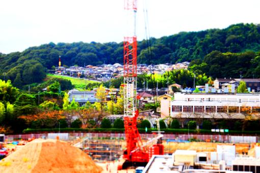 【福山大学】『未来創造館』建設中!