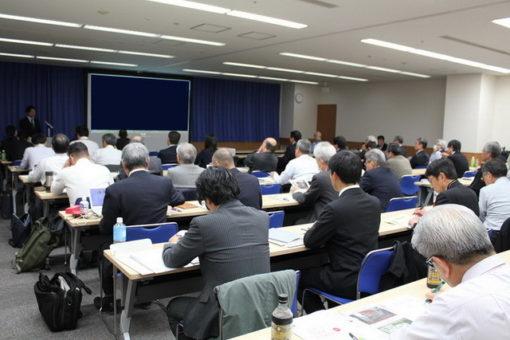 【社会連携センター】産から学へのプレゼンテーションで企業がニーズ紹介