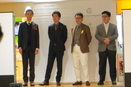 【福山大学】AIファッションショー開催!!