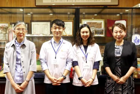 タイ国立コンケン大学の薬学実務実習をサポート!