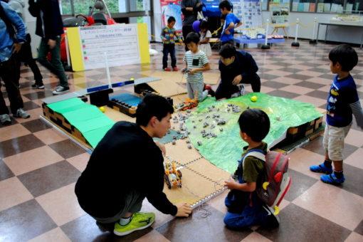 【スマートシステム学科】今年も三蔵祭で学科の取り組みを発表!