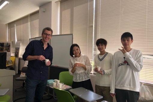 【国際交流】三蔵祭「留学生の日」