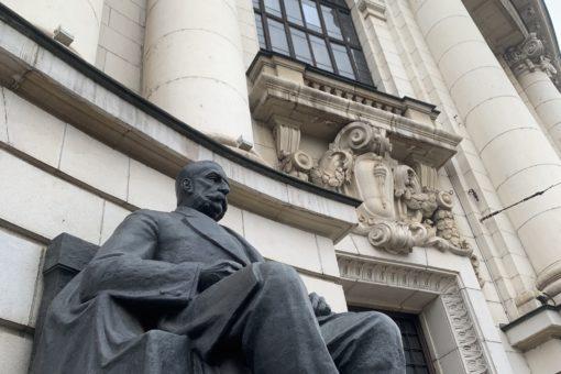 【国際経済学科】ブルガリア・ソフィア大学で講義を実施! ~ Part1