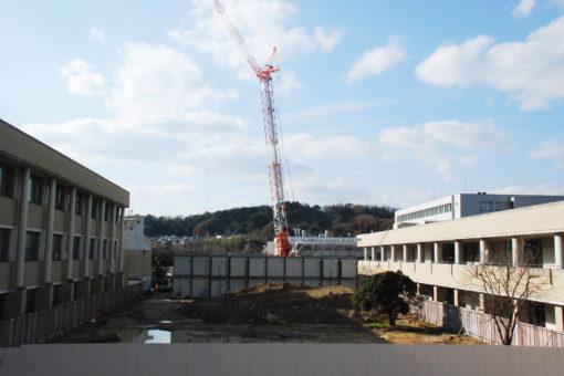 【福山大学】『未来創造館』建設中!!(その2)