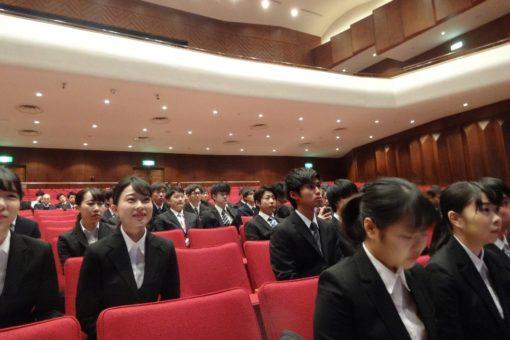 【建築学科】建築学科業界説明会を開催しました!