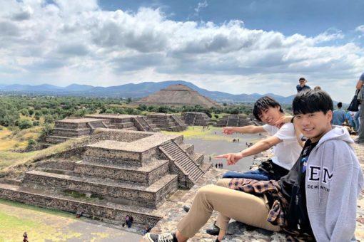 【国際交流】メキシコ留学から帰ってきました!
