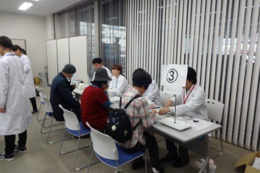【薬学部】健康サポートフェアでの学生の学び